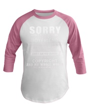 The perfect gift for your girlfriend - A00 Baseball Tee thumbnail