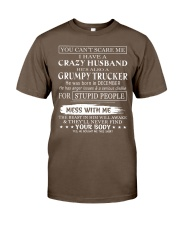Gifts for wife: I have a grumpy husband- dec 12 Classic T-Shirt thumbnail
