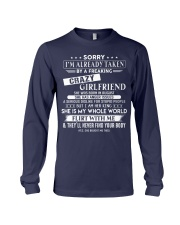 Girlfriend to Boyfriend D8 Long Sleeve Tee thumbnail
