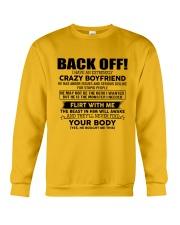 Gift for girlfriend T0 T4-280 Crewneck Sweatshirt thumbnail