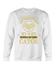 Perfect Gift For Your Wife Crewneck Sweatshirt thumbnail