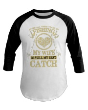 Perfect Gift For Your Wife Baseball Tee thumbnail