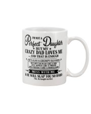 Special gift for Daughter - Father to Daughter Mug thumbnail