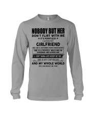 Perfect gift for your boyfriend-nobody but you-A00 Long Sleeve Tee thumbnail