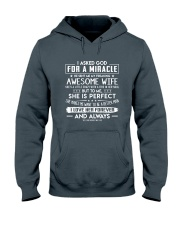 Valentine gift for husband idea - C00 Hooded Sweatshirt tile