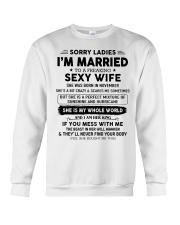 Perfect gift for husband AH011 Crewneck Sweatshirt thumbnail