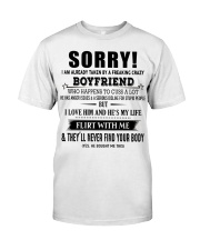 The perfect gift for your girlfriend - D00 Classic T-Shirt thumbnail