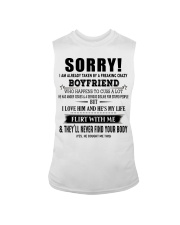 The perfect gift for your girlfriend - D00 Sleeveless Tee thumbnail