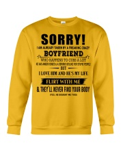 The perfect gift for your girlfriend - D00 Crewneck Sweatshirt thumbnail
