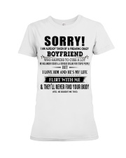 The perfect gift for your girlfriend - D00 Premium Fit Ladies Tee thumbnail