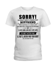 The perfect gift for your girlfriend - D00 Ladies T-Shirt thumbnail