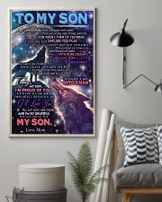 Special gift for SON -  AH79 11x17 Poster lifestyle-poster-1