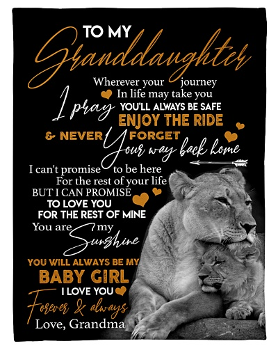 Special gift for your granddaughter - A