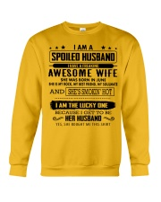 Perfect gift for your Husband - 6 Crewneck Sweatshirt thumbnail