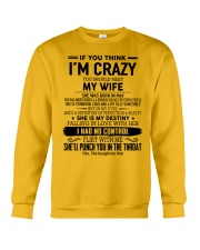 Gift for husband T05 May T3-152 Crewneck Sweatshirt tile