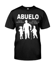 Abuelo - Nietos T0 Classic T-Shirt front