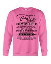 The perfect gift for MOM  D Crewneck Sweatshirt thumbnail