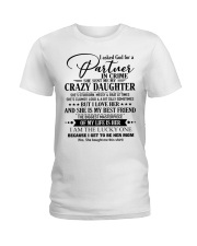The perfect gift for MOM  D Ladies T-Shirt front
