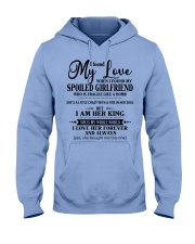 Special gift for Boyfriend - 00 Hooded Sweatshirt thumbnail