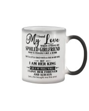 Special gift for Boyfriend - 00 Color Changing Mug thumbnail