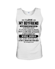 perfect gift for your girlfriend nok01 Unisex Tank thumbnail