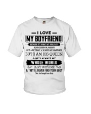 perfect gift for your girlfriend nok01 Youth T-Shirt thumbnail