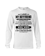 perfect gift for your girlfriend nok01 Long Sleeve Tee thumbnail