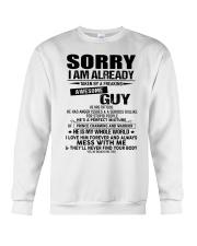 perfect gift for your girlfriend- Att Crewneck Sweatshirt thumbnail