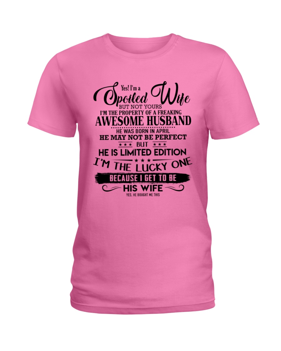 Special gift for girlfriend - C00 Ladies T-Shirt