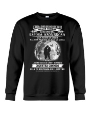 Le Pedi A Dios Que Me TBN - C01 Enero Front Crewneck Sweatshirt thumbnail