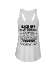 Gift for girlfriend T10 October T3-180 Ladies Flowy Tank thumbnail