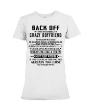 Gift for girlfriend T10 October T3-180 Premium Fit Ladies Tee thumbnail
