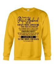 Gift for husband - C00 Crewneck Sweatshirt thumbnail