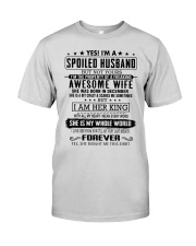 Perfect gift for husband H12 Premium Fit Mens Tee thumbnail