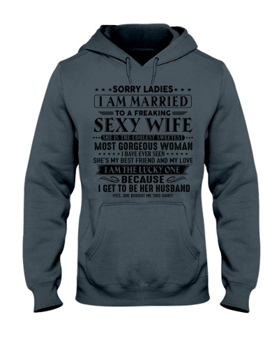 I am married to an awesome wife gift for husband