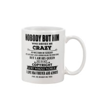Perfect gift for loved one- Nobody but you - 02 Mug thumbnail
