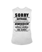 Perfect gift for your girlfriend  Sleeveless Tee thumbnail