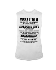 Perfect gift for husband AH04 tattoos Sleeveless Tee tile
