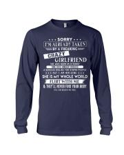 Girlfriend to Boyfriend TON10 Long Sleeve Tee thumbnail