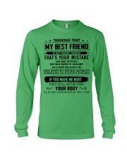 Perfect Gift for Friend X1 Long Sleeve Tee thumbnail