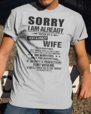 Gift for Boyfriend -  wife - TINH03 Classic T-Shirt apparel-classic-tshirt-lifestyle-28