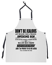 Don't be Jealous - I have an awesome Son-  00 Apron thumbnail