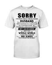 HUSBAND TO WIFE D10 Classic T-Shirt thumbnail