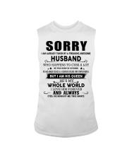 HUSBAND TO WIFE D10 Sleeveless Tee thumbnail