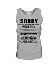 HUSBAND TO WIFE D10 Unisex Tank thumbnail