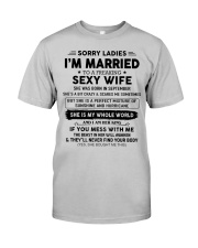 Perfect gift for husband AH09 Classic T-Shirt front