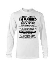 Perfect gift for husband AH09 Long Sleeve Tee thumbnail