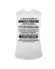 Perfect gift for boyfriend AH00 Finland Sleeveless Tee thumbnail