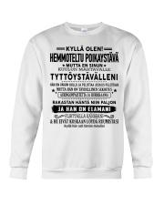 Perfect gift for boyfriend AH00 Finland Crewneck Sweatshirt thumbnail