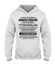 Perfect gift for boyfriend AH00 Finland Hooded Sweatshirt thumbnail